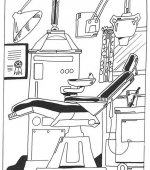 coloriage dentistes 007